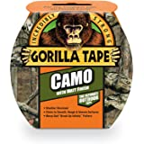 "Gorilla Tape, Camo Duct Tape, 1.88"" x 9 yd, Mossy Oak, (Pack of 1)"