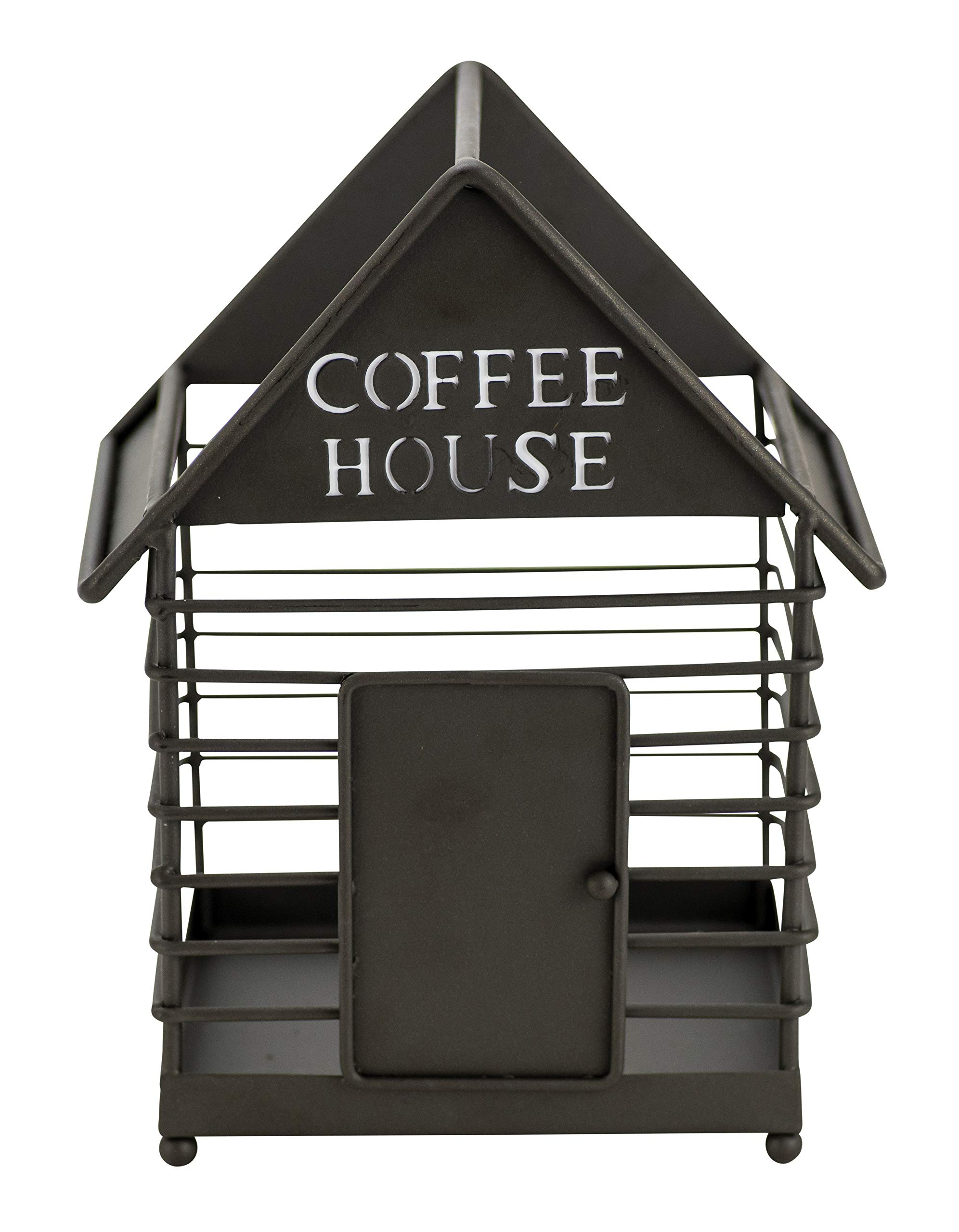 Boston Warehouse 39437 Coffee House Coffee & Espresso Pod Holder