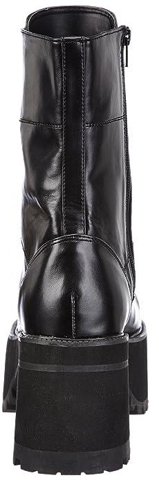f77ae1b0 Demonia Ranger-301, Botas Plataforma para Mujer: Amazon.es: Zapatos y  complementos