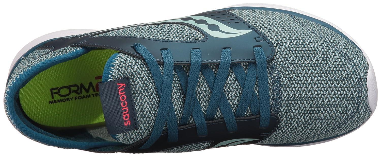 Saucony Women's Kineta Relay Running Shoe B01GK1D2BQ 6 B(M) US|Teal/Aqua