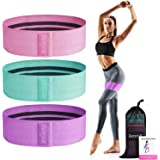 RENOOK Booty Bands for Women - Exercise Bands for Legs and Butt, Heavy Loop Band for Butt Training Pilates Stretching…