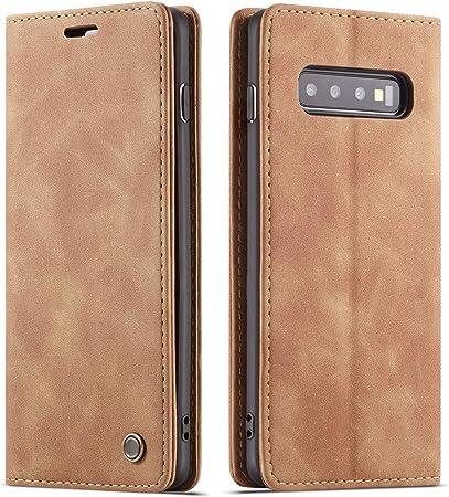 Qltypri Hülle Für Samsung Galaxy S10 Vintage Dünne Elektronik