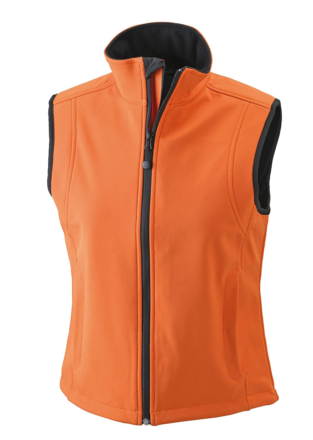 James & Nicholson Women's Softshell Outdoor Vest JN138 por