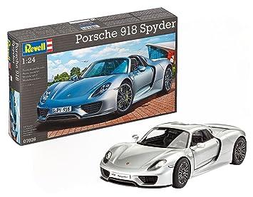 Revell Revell07026 19 4 Cm Porsche 918 Spyder Model Kit Amazon Co