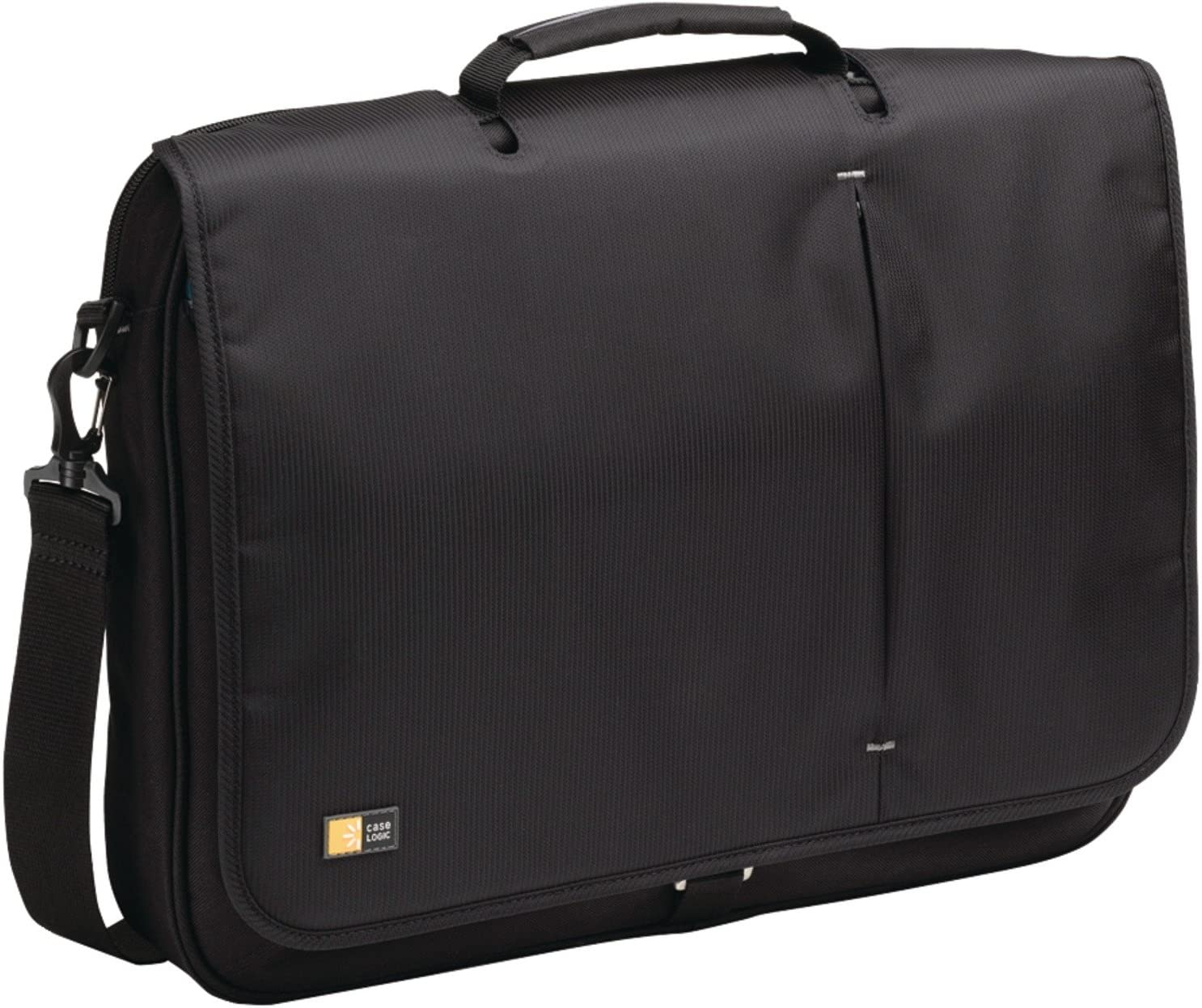 Case Logic VNM-217 17-Inch Laptop Messenger Bag (Black)