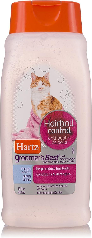 Hartz Groomer's Best Shampoos and Sprays