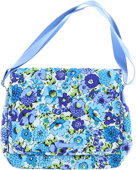 Amazon.com: vera bradley bolsa de mensajero: Computers ...