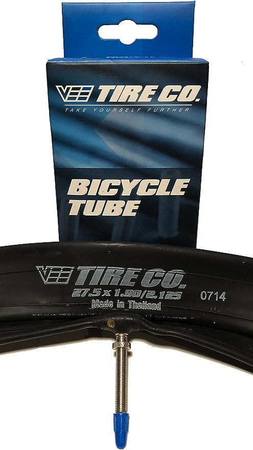 "Zol Montagna MTB Wire Mountain Bike Bicycle Tire 27.5x2.125/"" Black"