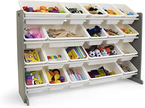 Humble Crew Extra-Large Kid s Toy Organizer