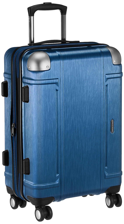 [ゼットエヌワイ] スーツケース ミネオラ 拡張可能 双輪キャスター TSAロック 54L 54cm 4.1kg 06522  ブルー B07MQMQBNQ