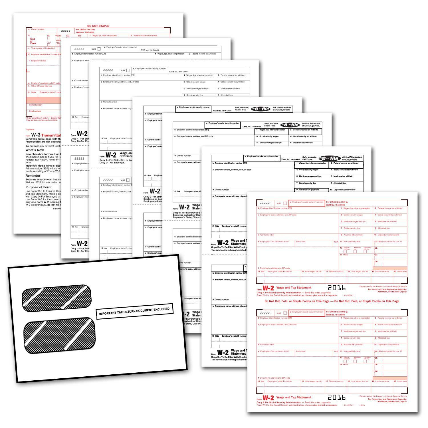 Lovely 1 Page Brochure Template Thin 10 Words To Put On Your Resume Shaped 1096 Form Template 1099 Form Template Youthful 16 Oz Tumbler Template Gray1st Job Resume Objective Amazon.com : W 2 Laser Forms (6 Part) Kit With Envelopes For 25 ..
