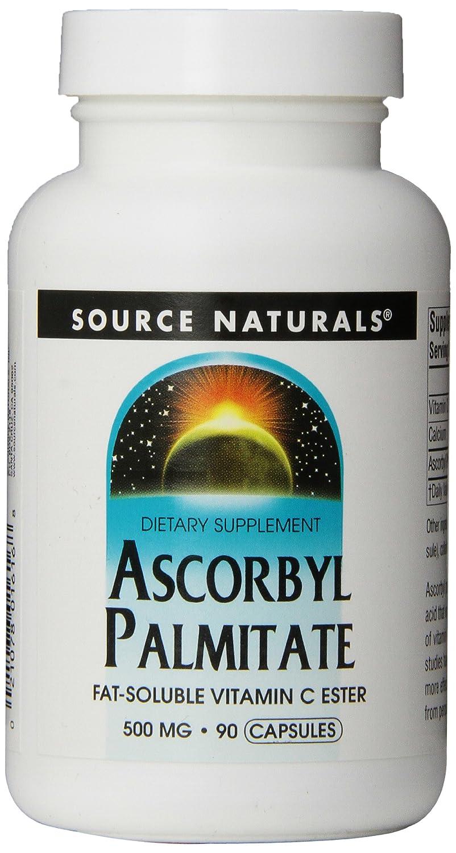 Source Naturals - éster de vitamina C liposoluble palmitato ...