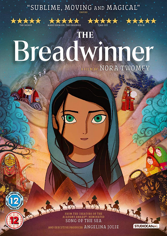 Amazon.com: The Breadwinner (English + Irish language version) [DVD]  [2018]: Movies & TV