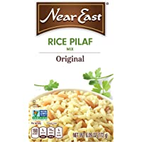 Near East Rice Pilaf Mix, Original, 6.9 Ounce (Pack of 12 Boxes)