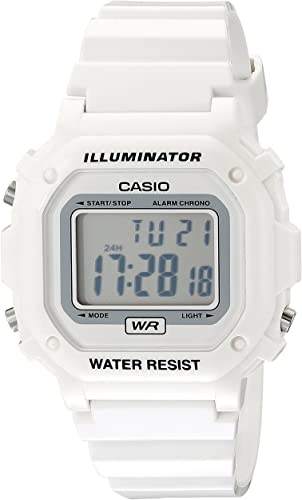 Amazon.com: Casio Unisex F108WHC-7BCF Watch: Casio: Watches