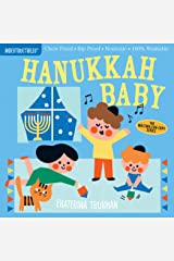 Indestructibles: Hanukkah Baby: Chew Proof · Rip Proof · Nontoxic · 100% Washable (Book for Babies, Newborn Books, Safe to Chew) Paperback