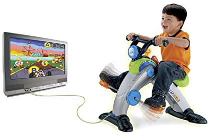 amazon com fisher price smart cycle 3d old version racing game w rh amazon com Fisher-Price Smart Cycle Fisher-Price Smart Cycle
