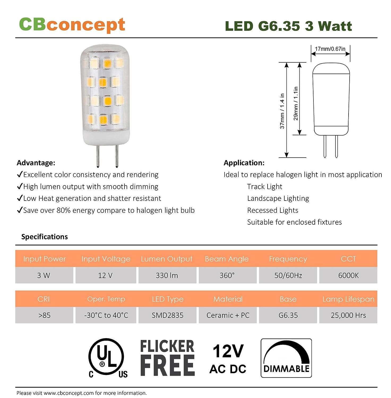 Amazon.com: cbconcept® 90 ft Blanco Cálido 120 voltios alta ...