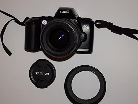Canon EOS 500 - SLR Cámara - Cámara réflex analógica con AF de ...