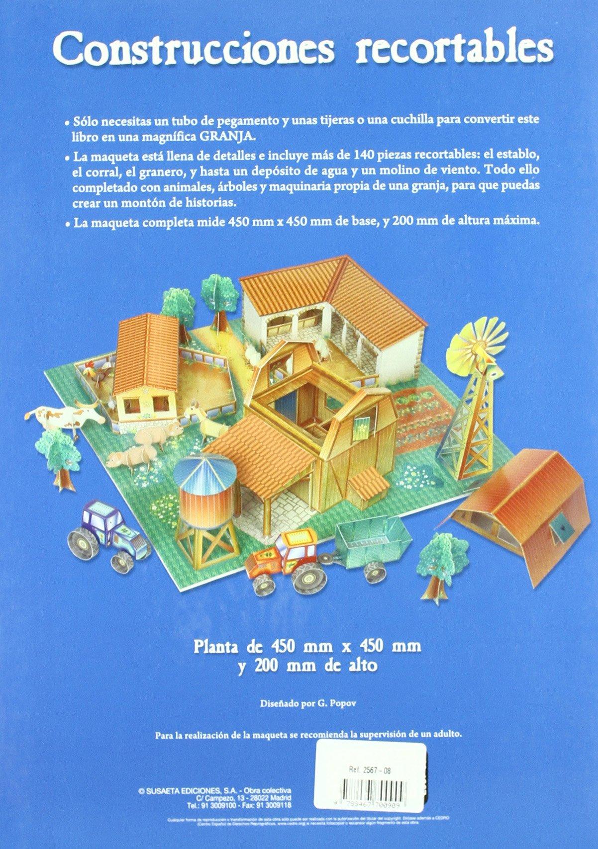Aprende con los animales de la granja: Susaeta Ediciones ...
