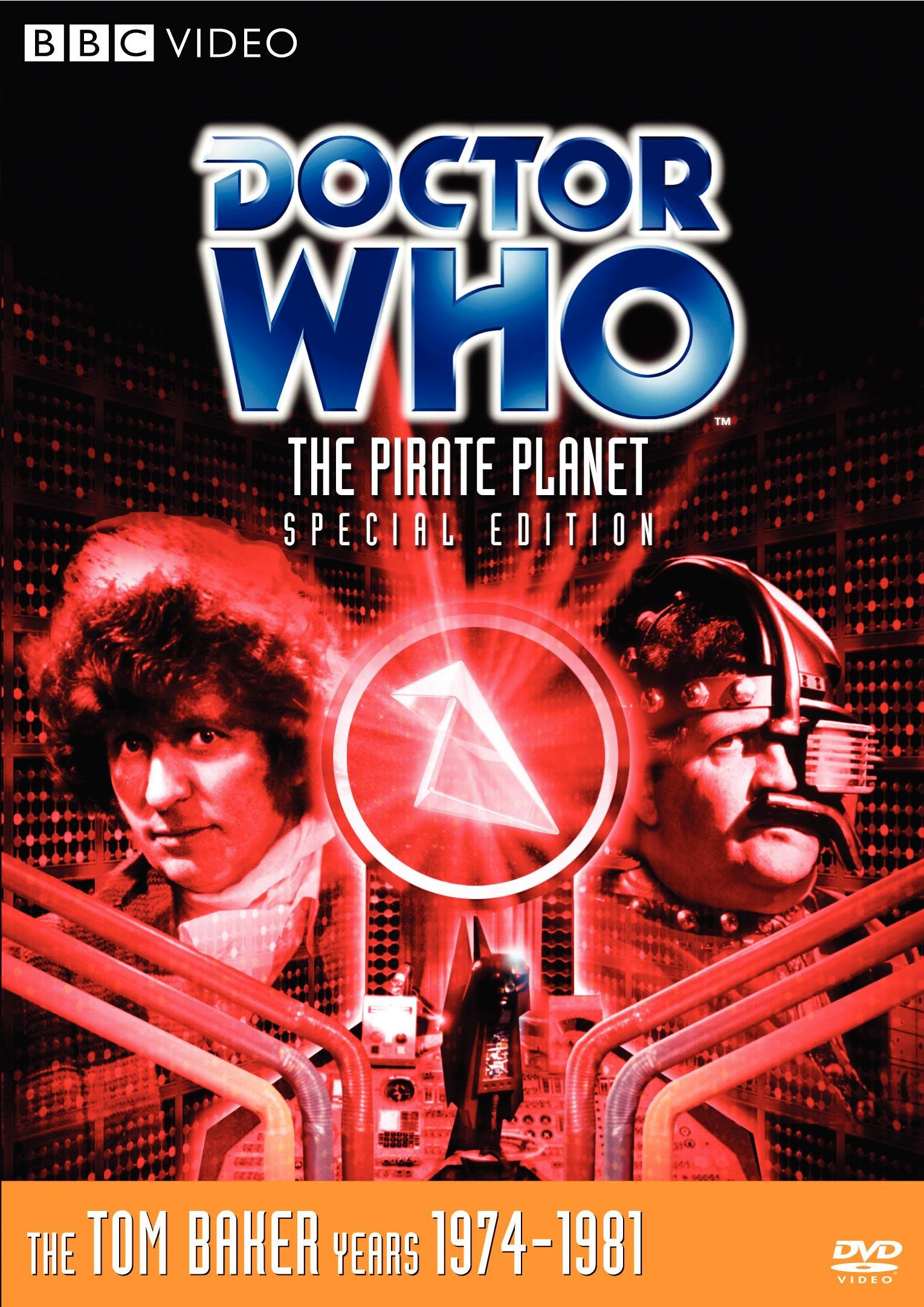 Doctor Who: The Pirate Planet (Story 99, The Key to Time Series Part 2) (Special Edition)