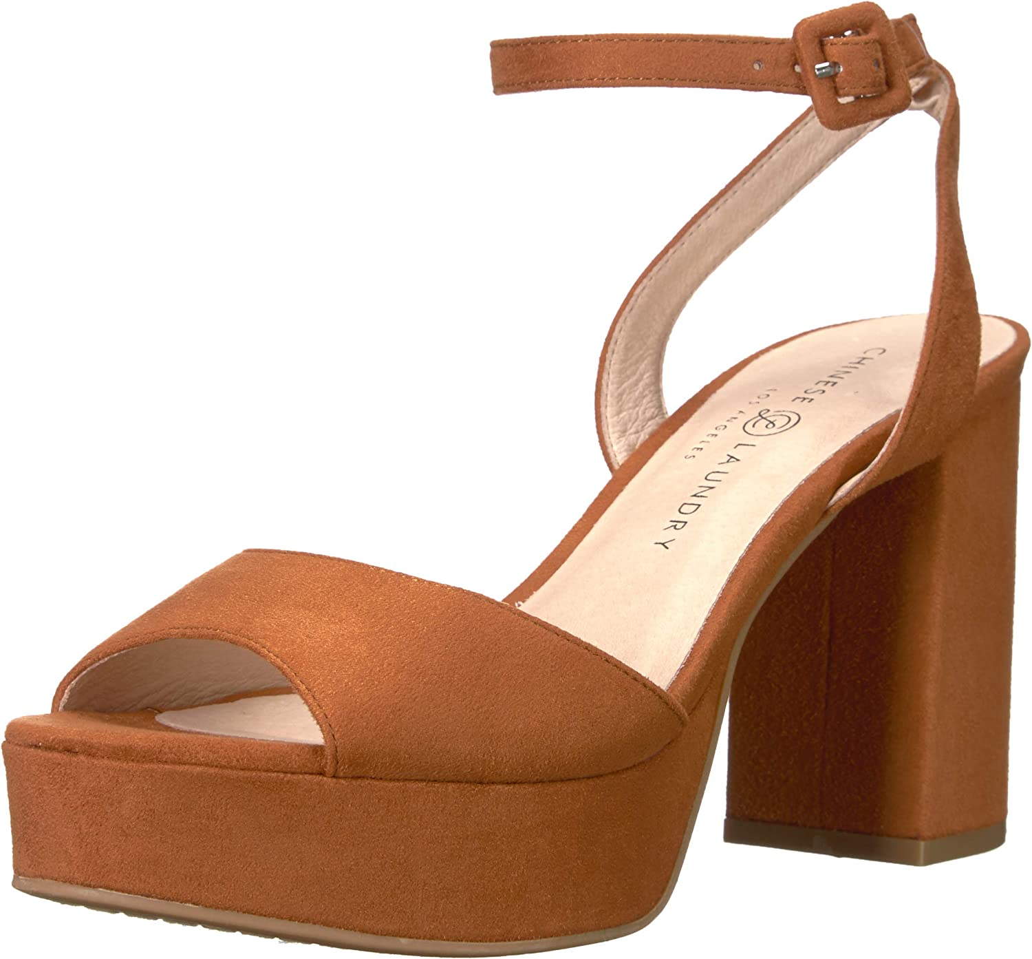 Chinese Laundry Women's Theresa Heeled Sandal