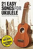 21 Easy Songs for Ukulele [Lyrics & Chords]
