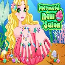 Mermaid nail salon