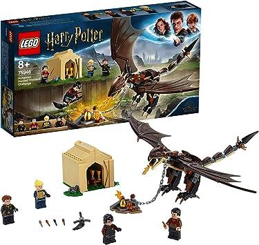 Lego 75946 Harry Potter Das Trimagische Turnier Der Ungarische Hornschwanz Drachenfigur Geschenkidee Für Fans Der Zauberwelt Amazon De Spielzeug