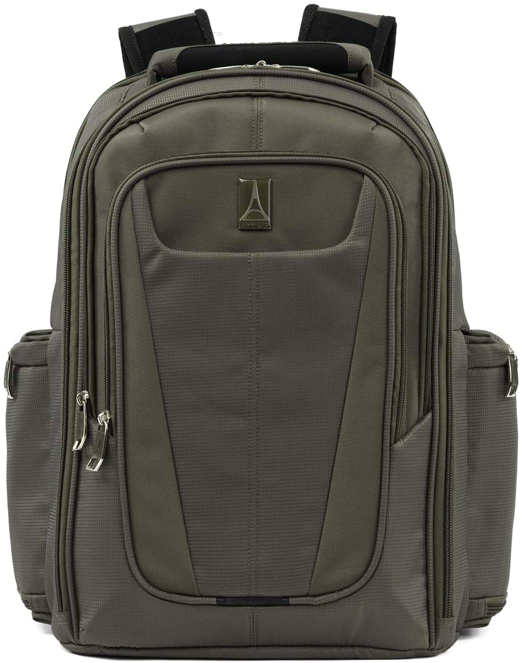 Travelpro Maxlite 5-Lightweight Underseat Laptop Backpack, Slate Green, 17.5-Inch