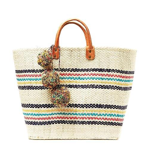 Amazon.com: Mar Y Sol Caracas - Bolso de bolsa, diseño de ...