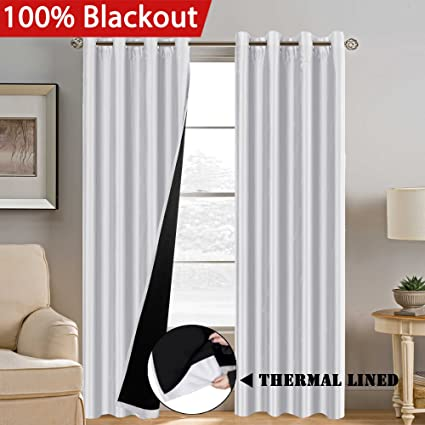 decor blackout home curtains curtain room in best darkening drapes landscape
