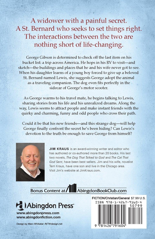 Conversations With Saint Bernard: A Novel: Jim Kraus: 9781426791604:  Amazon: Books