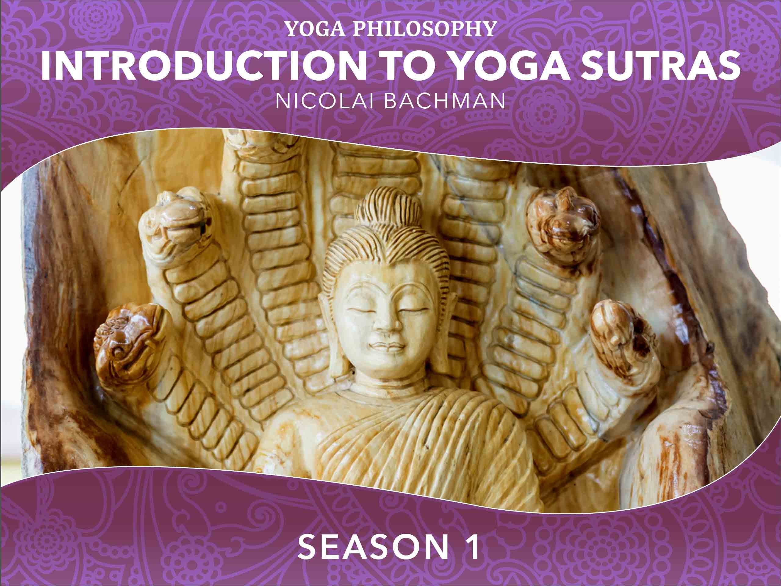 Watch Introduction to Yoga Sutras - Season 1 | Prime Video