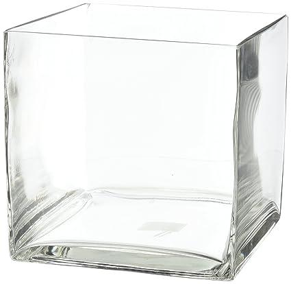 222 & Square Glass Flower Vases \u0026 225