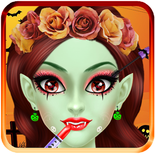 Halloween Wedding Salon - You Like Makeup ? -