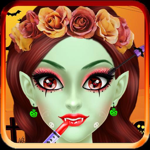 Halloween Wedding Salon - You Like Makeup ? ()