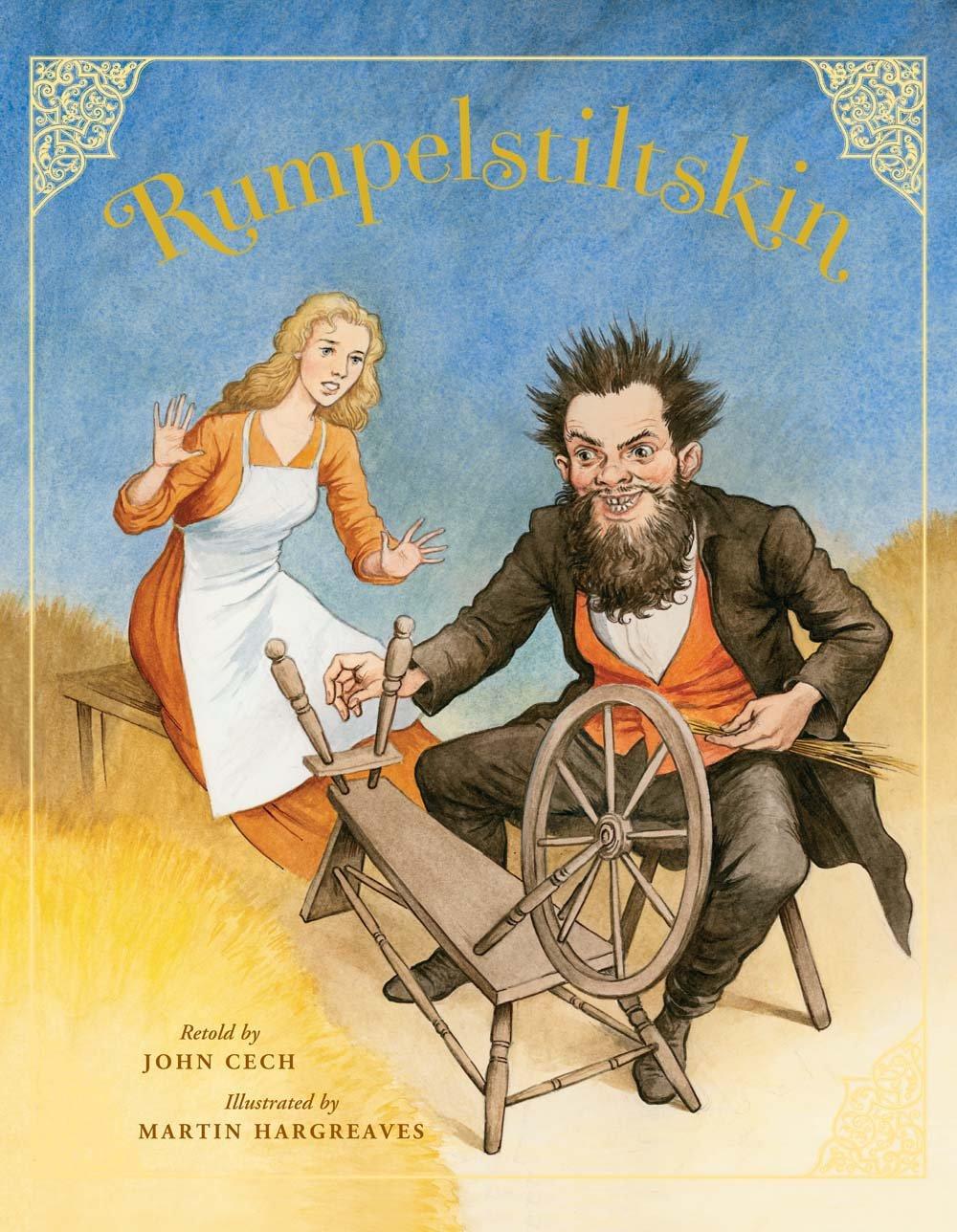 Download Rumpelstiltskin (Classic Fairy Tale Collection) PDF