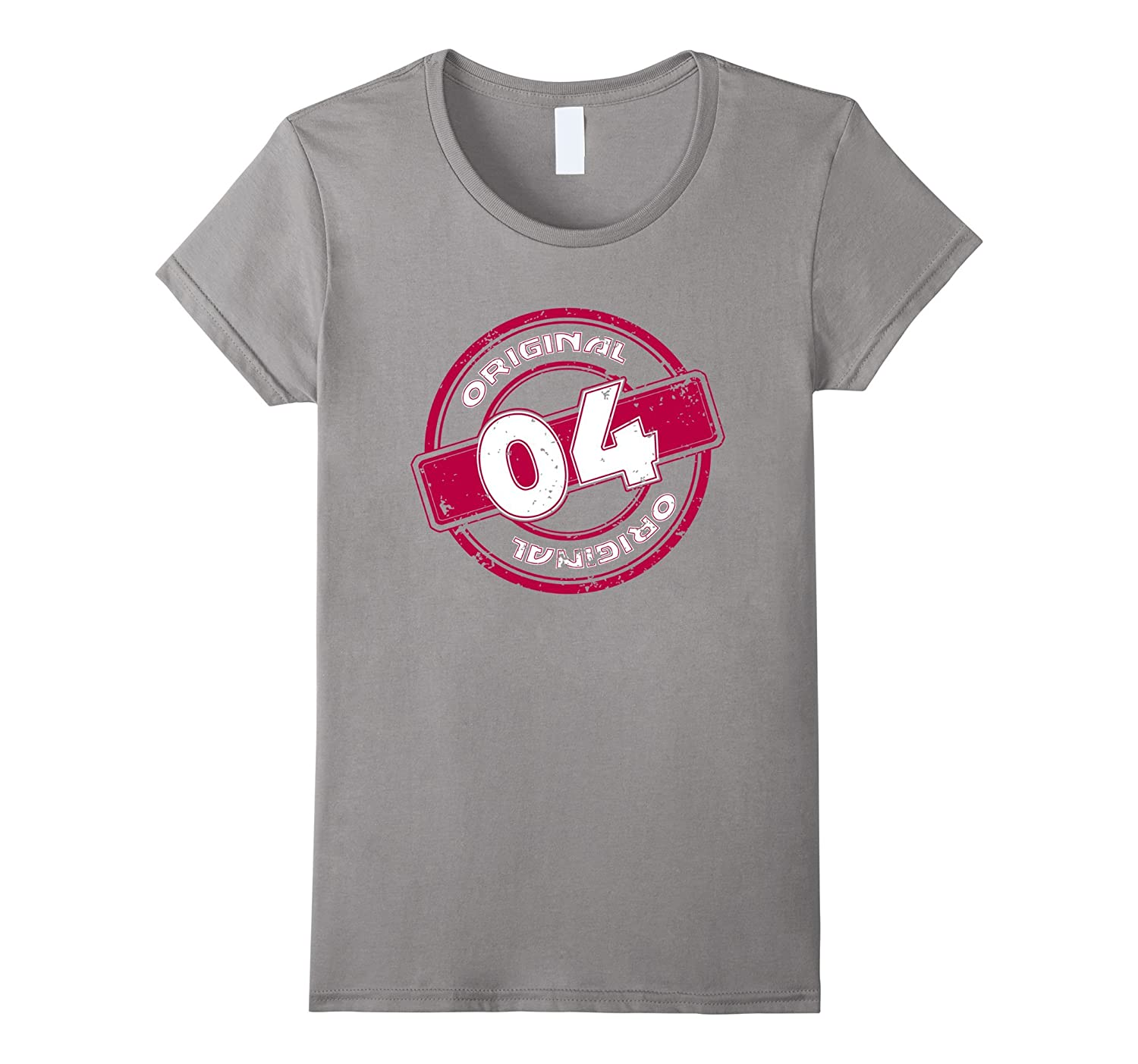 2004 T shirt 13th Birthday Gift Age 13 Year Old Girl T shirt