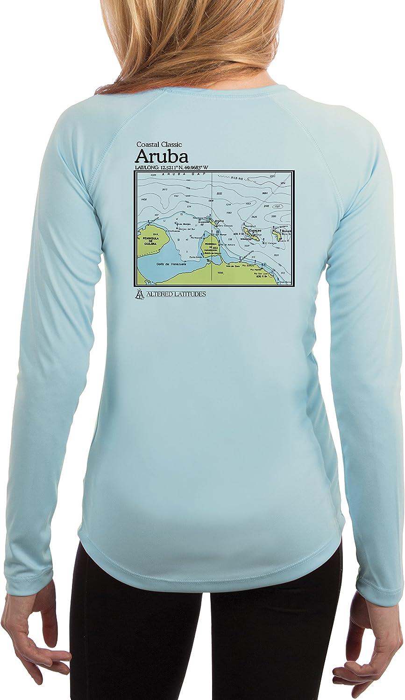 Coastal Classics Costa Rica Youth UPF 50 Sun Protection Short Sleeve T-Shirt