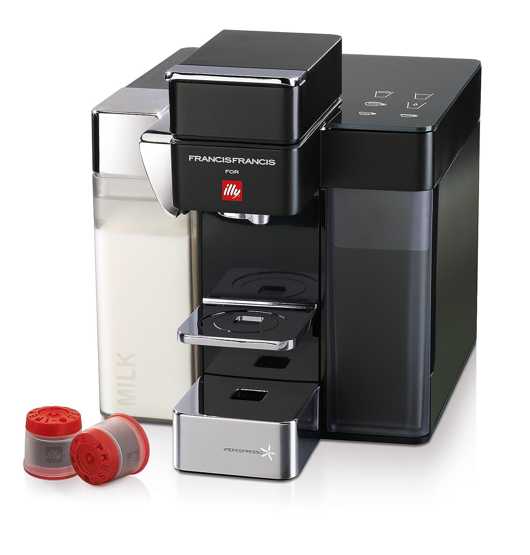 Amazon FrancisFrancis Y5 milk Kaffeekapselmaschine