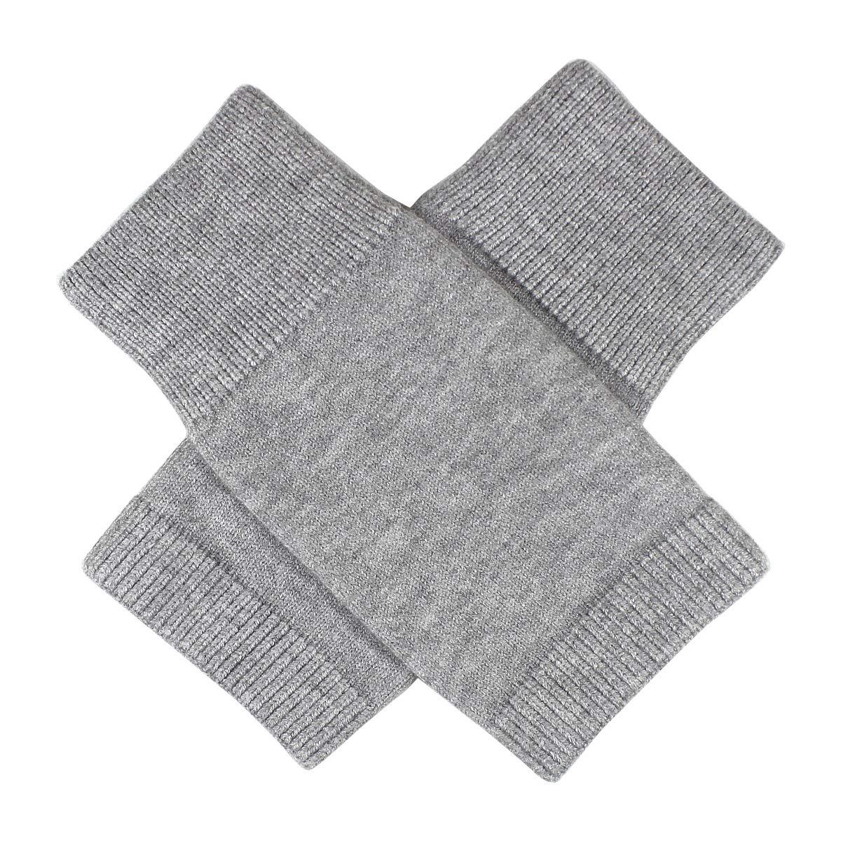 Dokpav Winter Handschuhe Fingerlose F/äustlinge Damen Wolle Warm Fingerhandschuhe Fingerlos Halb Handschuhe Strick Handschuhe