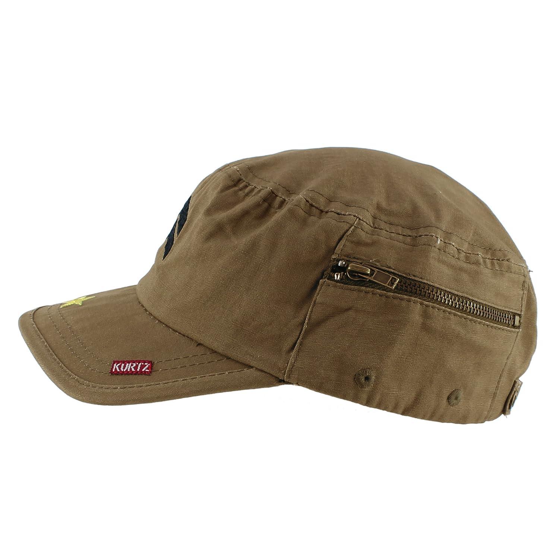 A. Kurtz Fritz Army Cotton Casual Baseball Cap Adjustable Hat - Olive at  Amazon Men s Clothing store  d63e8ffd1e2f