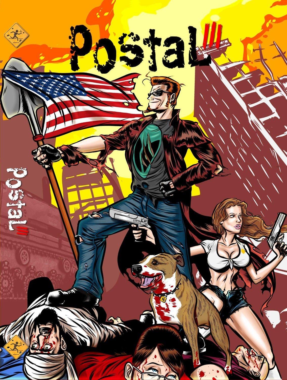Postal Redux Update v4 0 1-Plaza