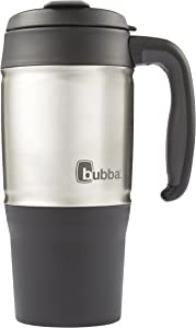 bubba Classic Insulated Travel Mug, 18 oz., Black