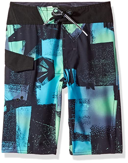 73be1f4105 Volcom Boys Costa Paste Up Mod Youth Boardshort Board Shorts: Amazon.ca:  Clothing & Accessories