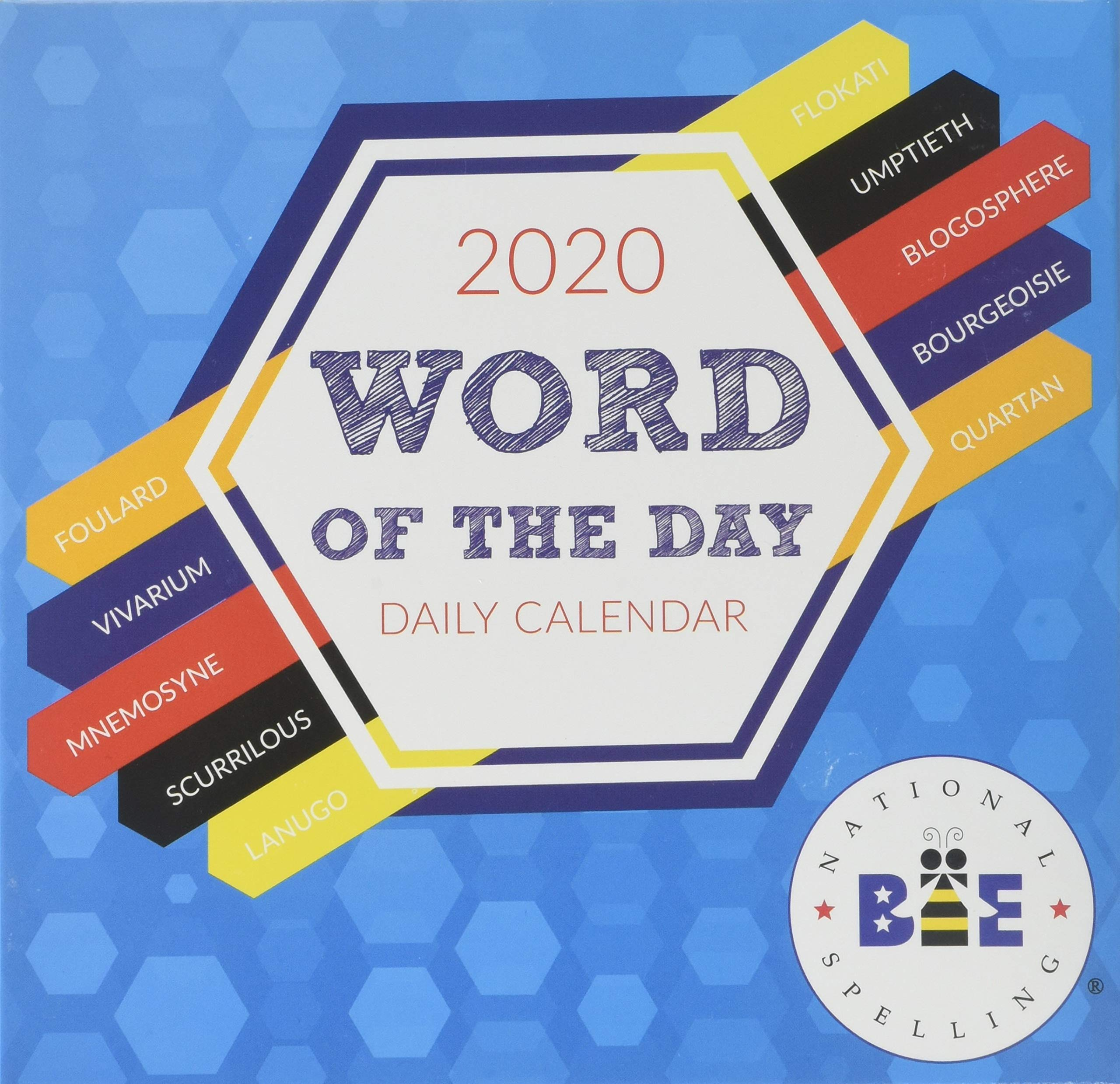 scripps spelling bee words 2020