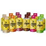 Honey Stinger Organic Energy Gels – Variety Pack with Sticker – 12 Count – Energy Source for Any Activity – Vanilla…