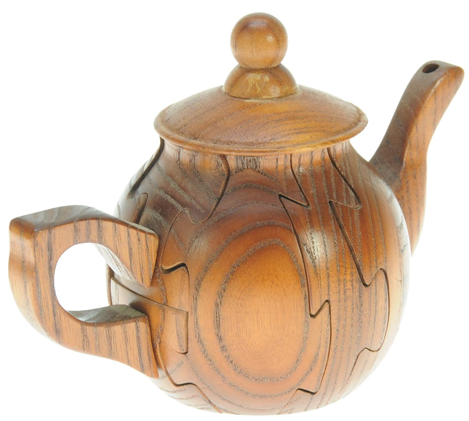 Namesakes Teapot 3D Jigsaw Puzzle : Novelty Birthday Present for Grown Ups & Tea Drinkers All My Gift Ideas