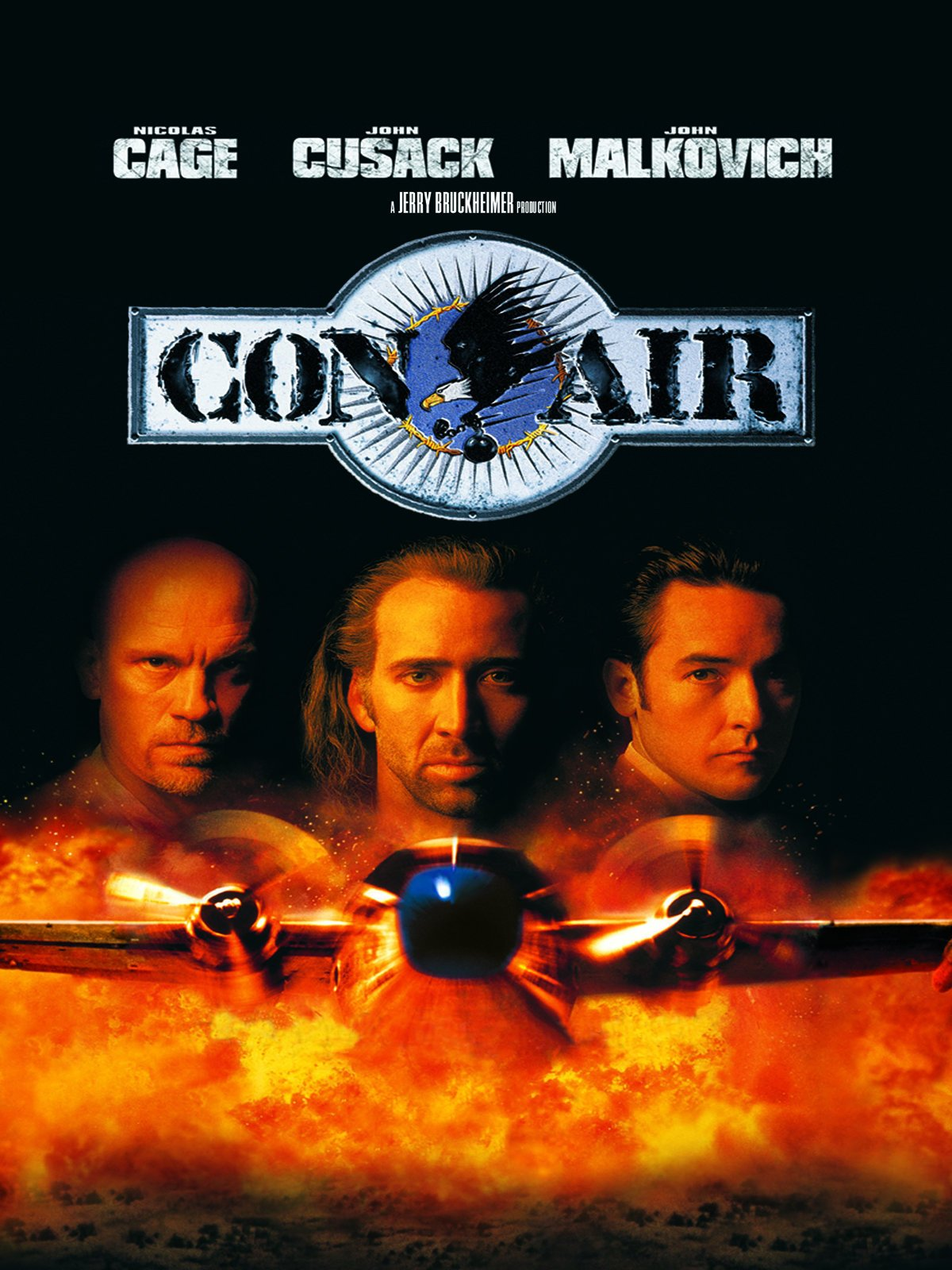 Image result for con air